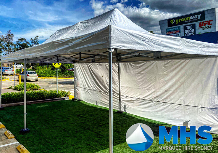Business Marquee Hire